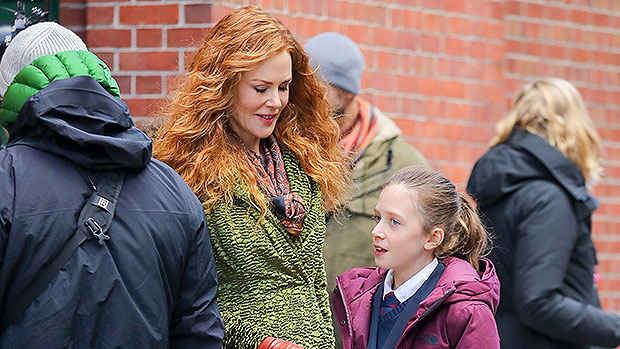Nicole Kidman Bonds With Daughter Sunday, 12, As She Jumps For Joy On A Trampoline — Watch