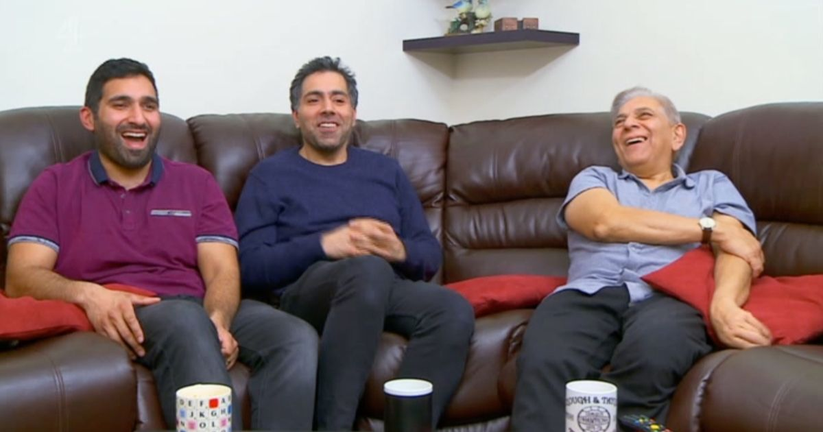 Gogglebox's Siddiqui family show rare pic of 'unseen' mum with fans wanting more