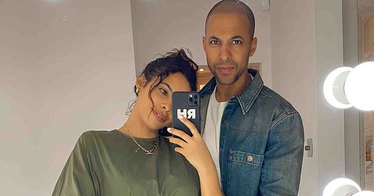 Rochelle Humes gives birth to baby boy and announces his adorable name