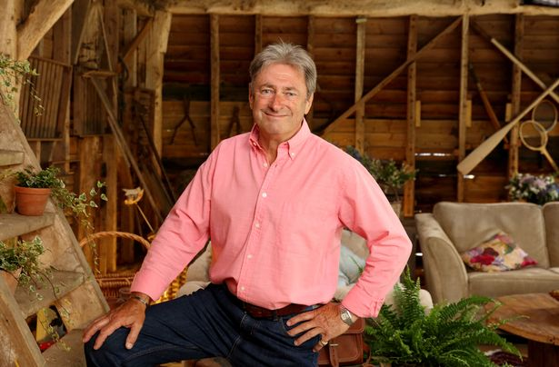 Alan Titchmarsh hosts a new ITV show, Love Your Weekend
