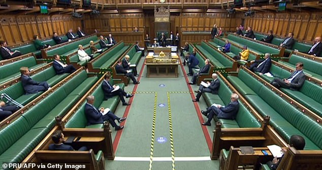 The independent body which sets MPs' salaries has proposed continuing to link their pay packets to wage growth in the public sector