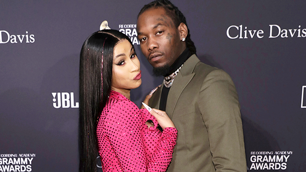 Offset Sends Love To Cardi B On 28th Birthday After Kissing At Her Party: 'You're An Amazing Woman'