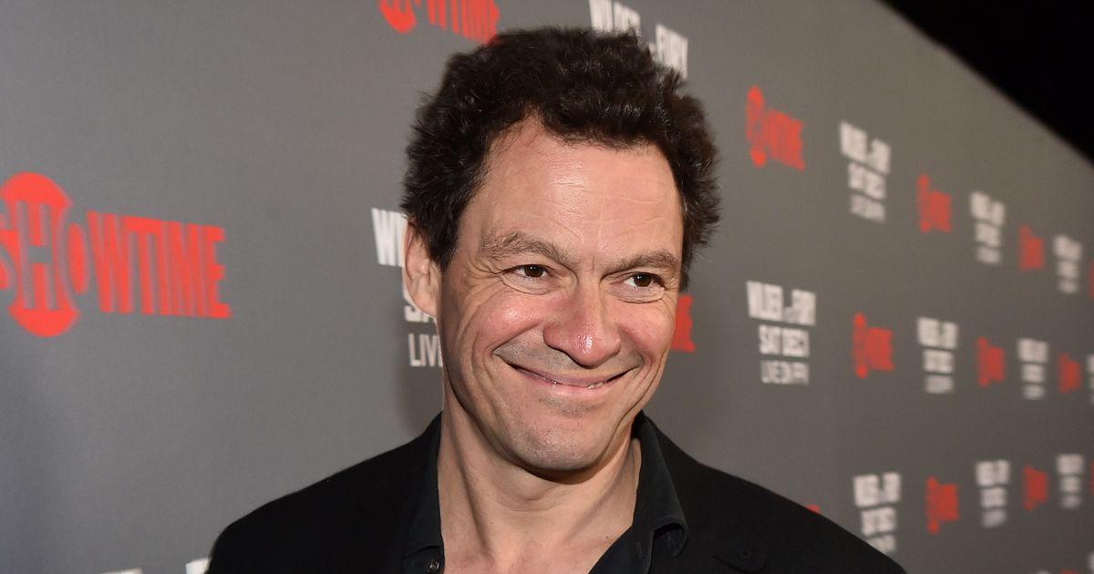 Married The Affair star Dominic West spotted kissing Lily James in Italy