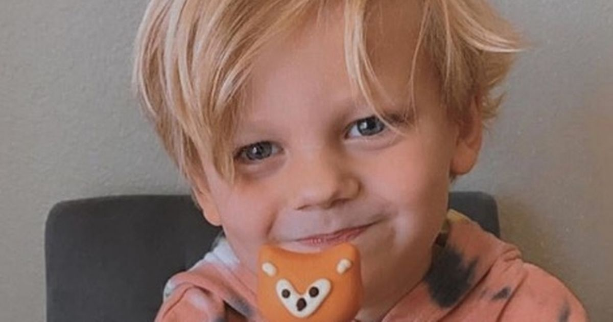 Louis Tomlinson's son Freddie, 4, is famous dad's mini-me in achingly cute snap