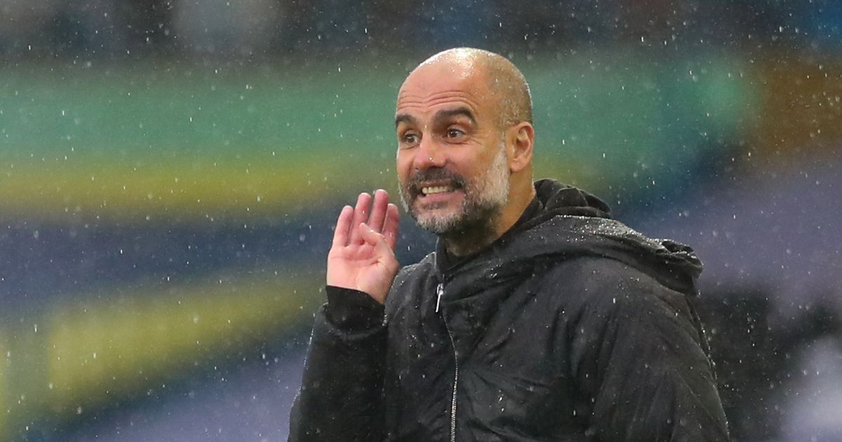 """Pep Guardiola told his """"boring style"""" is to blame for Champions League failures"""
