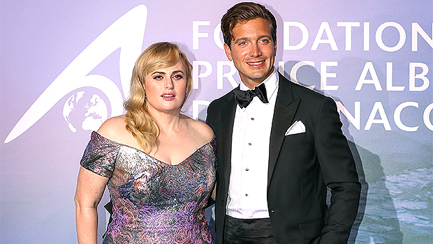 Rebel Wilson Floats In Strapless Swimsuit While PDAing With New Boyfriend Jacob Busch: Cute Video