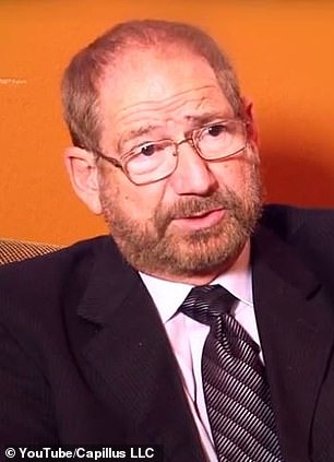 Beverly Willhelm, from San Diego, says the reality show 'put its very public seal of approval on a predator' when it featured Dr. Phillip Milgram, pictured, on October 1