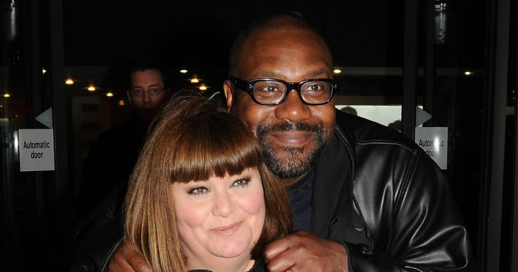 Dawn French Says Racism Against Ex Lenny Henry Was So Bad Police Had To Move In The State