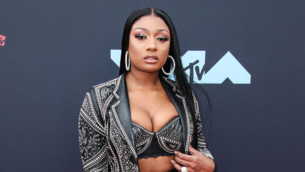 Megan Thee Stallion Stuns In Skintight Bodysuit 2 Days After Tory Lanez Is Charged In Her Shooting