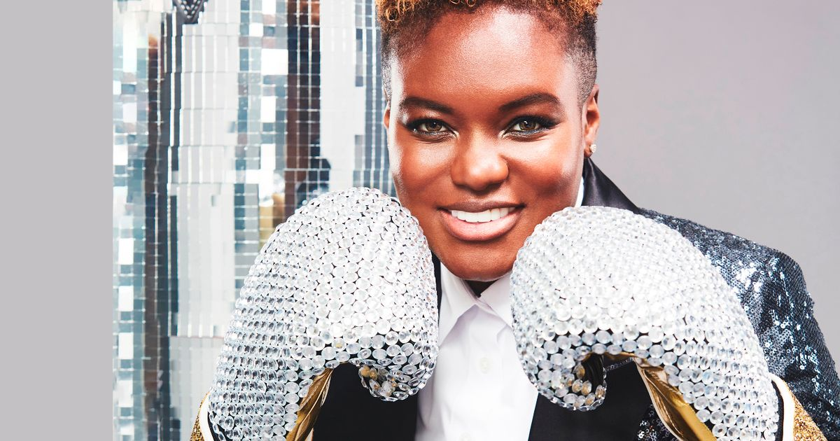 Nicola Adams issues warning to fans who 'can't watch' her dance with Katya Jones