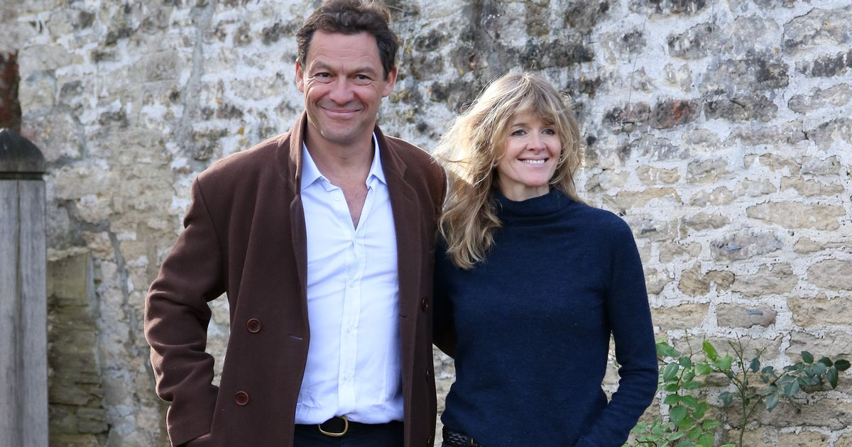 Dominic West calls monogamy 'unnatural' before being caught kissing Lily James