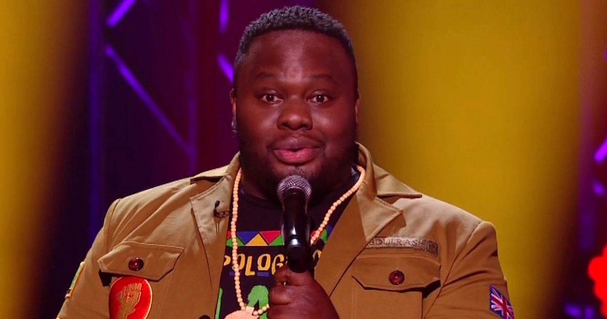 BGT's Nabil Abdulrashid says he's a 'hero' for 'keeping Ofcom workers in a job'