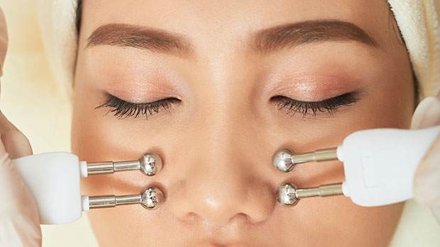 Prime Day Deal: Get Rid Of Fine Lines & Wrinkles With This Skin-Tightening Device That's 30% Off