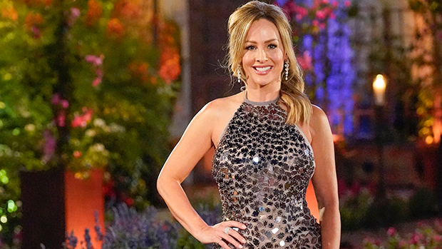 Clare Crawley Dazzles In Sparkling Silver Dress To Meet Her Suitors In 'The Bachelorette' Premiere