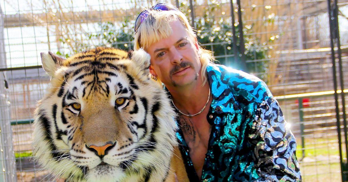 Joe Exotic denies 'needing sex aid' after museum 'shows his penis pump'