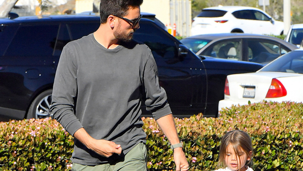 Scott Disick Shows Off Reign's Super Cool Mohawk After New Haircut — See Before & After Makeover Pics