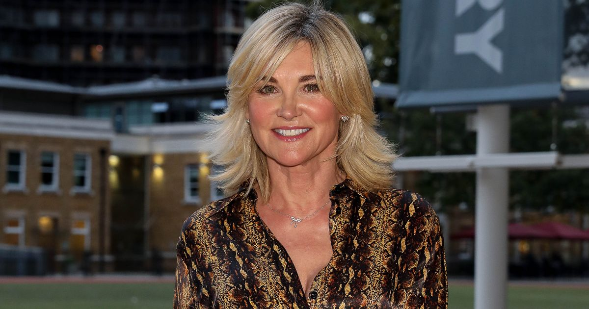 Anthea Turner for begs crime spree to end as she suffers third theft in 2 months