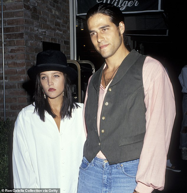 Benjamin was the son of musician Danny Keough, who married Lisa Marie in 1988 and divorced her in 1994