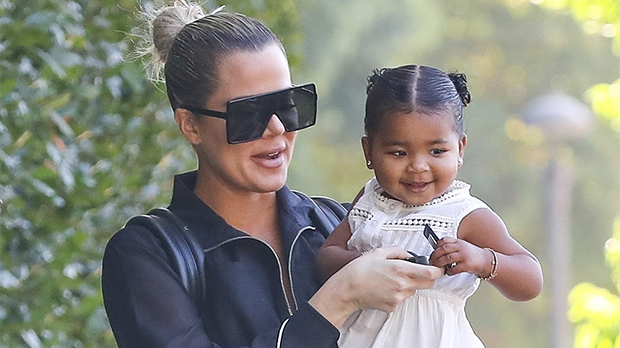 Khloe Kardashian Says She Had No Nanny During Lockdown, While Explaining Why True Is In Her Gym Pics