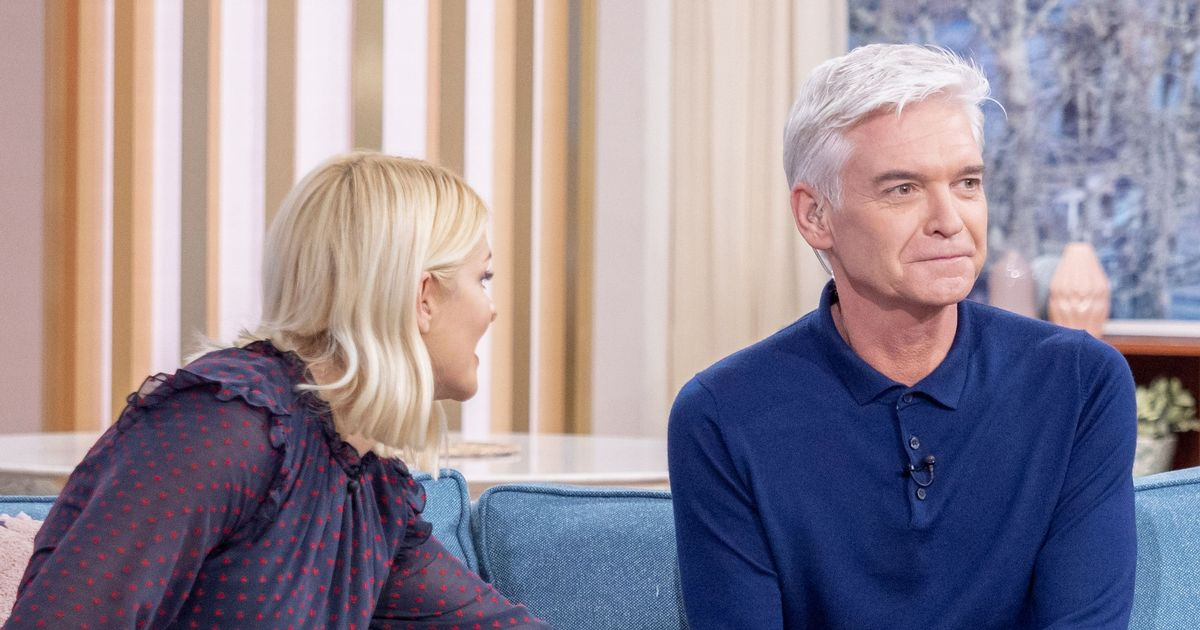 Phillip Schofield took medication and had therapy to cope with being in closet