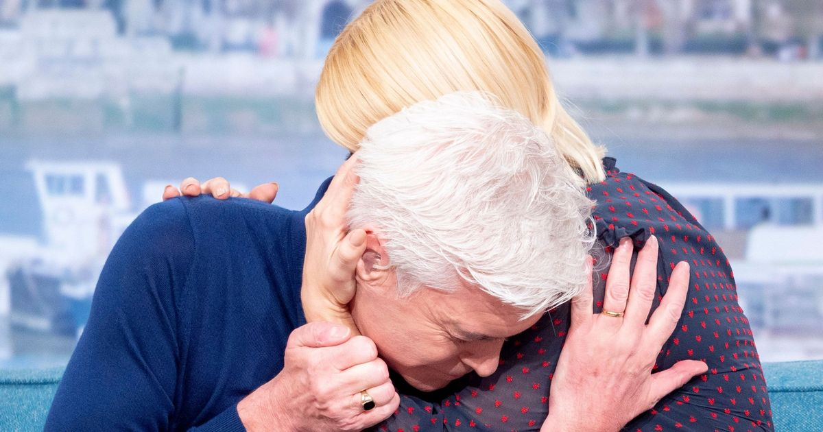 Phillip Schofield went missing from This Morning in utter turmoil over sexuality