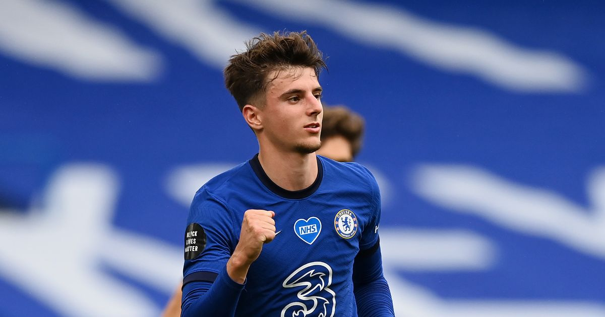 Mason Mount rivals N'Golo Kante as fittest player at Chelsea after latest tests