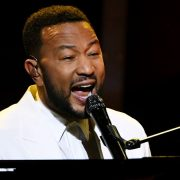 John Legend dedicates emotional BBMAs performance to Chrissy Teigen in return