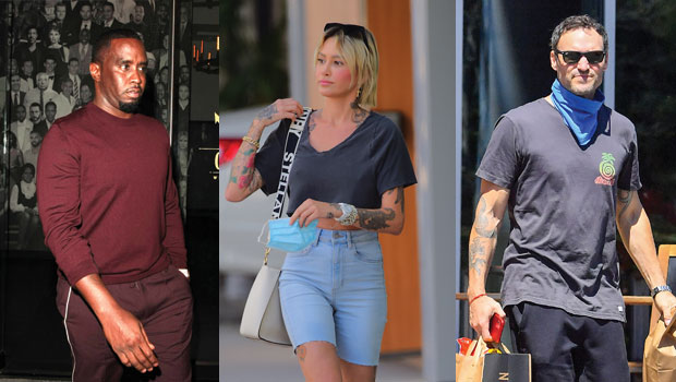 How Brian Austin Green Feels About Recent Fling Tina Louise Dating Diddy Amid New PDA Pics