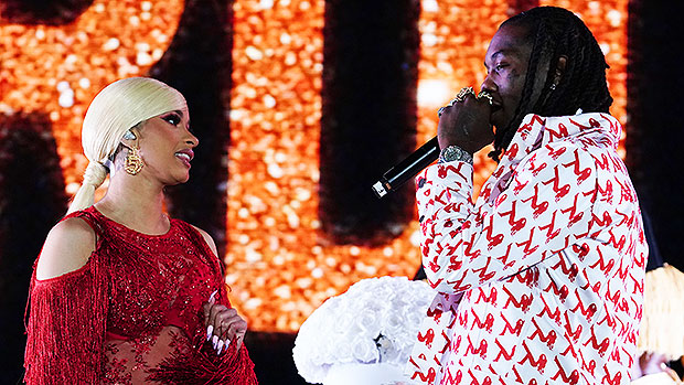Offset Is 'Doing Everything He Can' To Convince Cardi B To Call Off Their Divorce