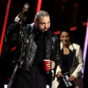 All the winners at BBMAs as Post Malone leads way by scooping nine gongs