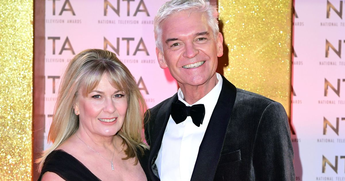 Phillip Schofield says he 'never lied' to wife Steph about being gay