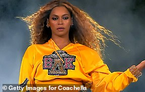 Beyonce has two nominations for R&B