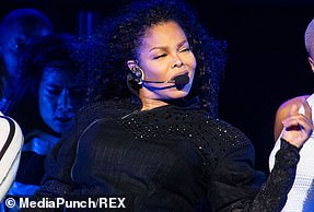 Janet Jackson was nominated for Top R&B Tour. In 2018 she won the coveted Icon Award