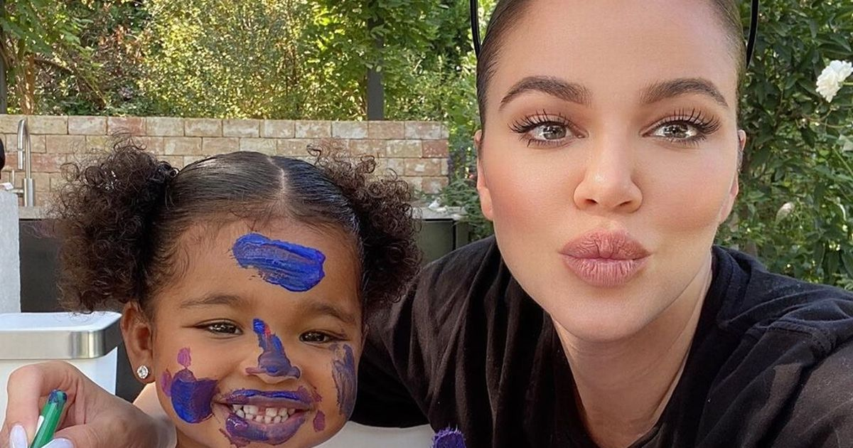 Khloe Kardashian mocked for bragging about not having a nanny during lockdown