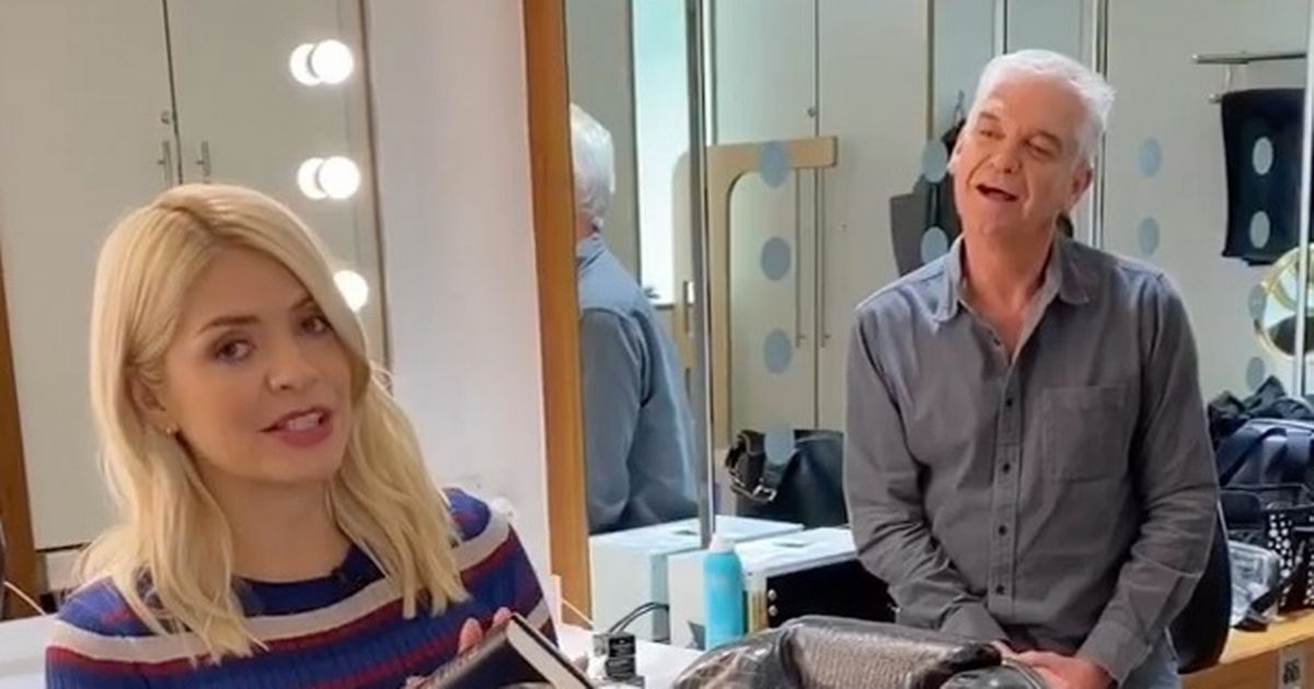 Holly Willoughby moved to tears as Phillip Schofield discussed his sexuality