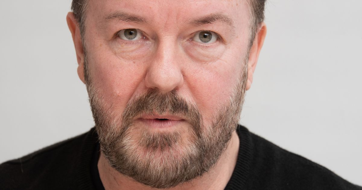 Ricky Gervais fears a second pandemic 'worse that Covid' will wipe out humanity