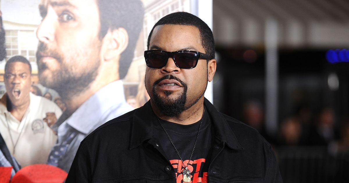 Ice Cube slams both Trump and Biden and says they've been 'evil to black people'
