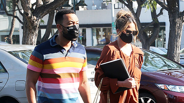 Chrissy Teigen Seen In 1st Pic Since Miscarriage As John Legend Dedicates New Song To Her