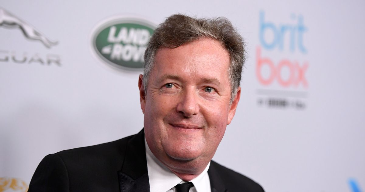 Piers Morgan calls Ariana Grande his 'soul mate' after treating him to red wine