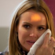 Amanda Holden shares heartbreak as she lights candle for tragic loss of baby son