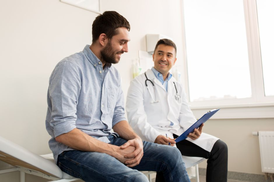 How to overcome the fear of the urological consultation? | The NY Journal