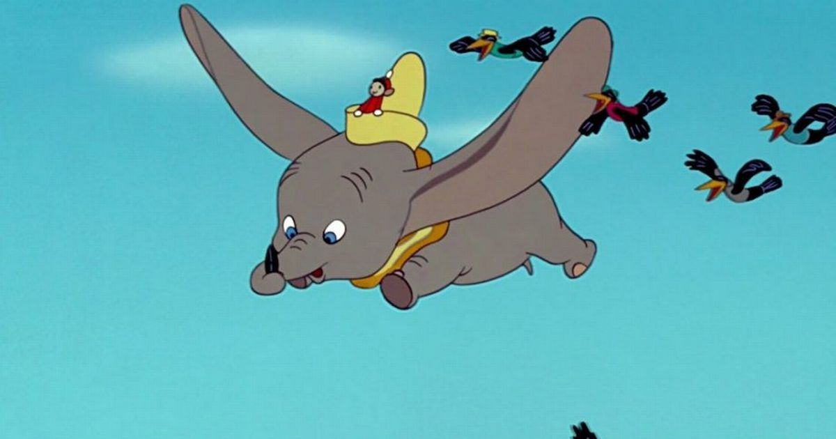 Disney puts racism alerts on films Dumbo and Peter Pan after stereotyping uproar