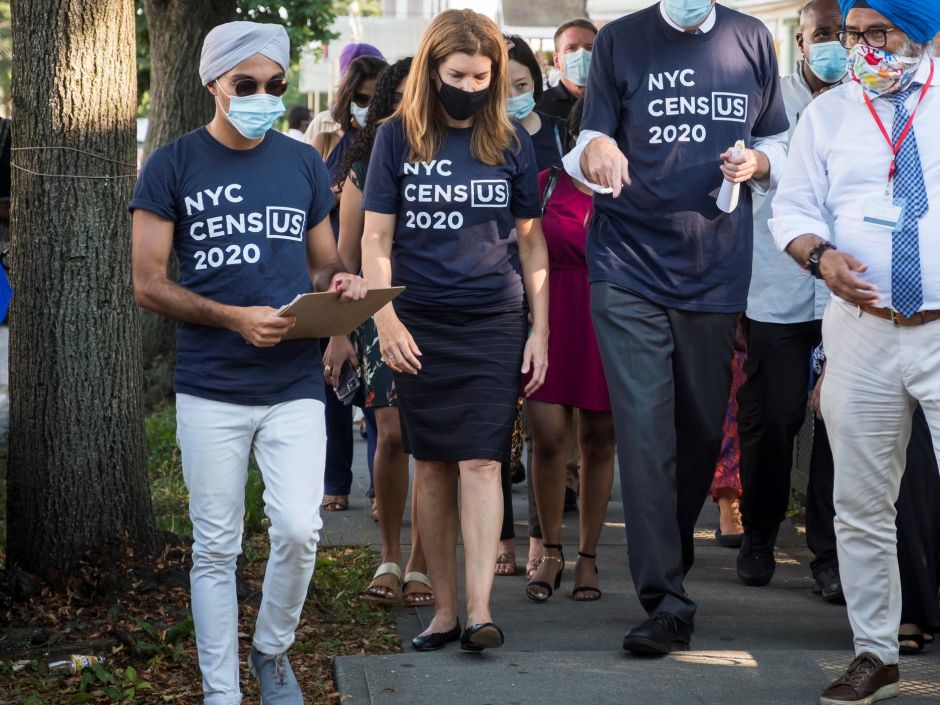 In the Big Apple the 2020 Census ended with the participation of 61.8% of New Yorkers | The NY Journal