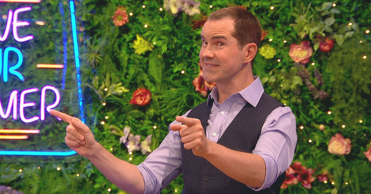 Jimmy Carr opens up about extensive surgery he has endured to look younger