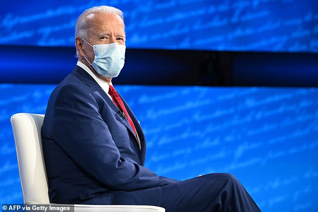 Democratic Presidential candidate and former Vice President Joe Biden did also respond to questions from Trump supporters and independents