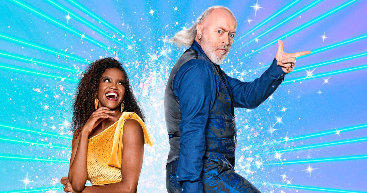 Strictly Come Dancing pairs confirmed – Bill Bailey scores with champ Oti Mabuse