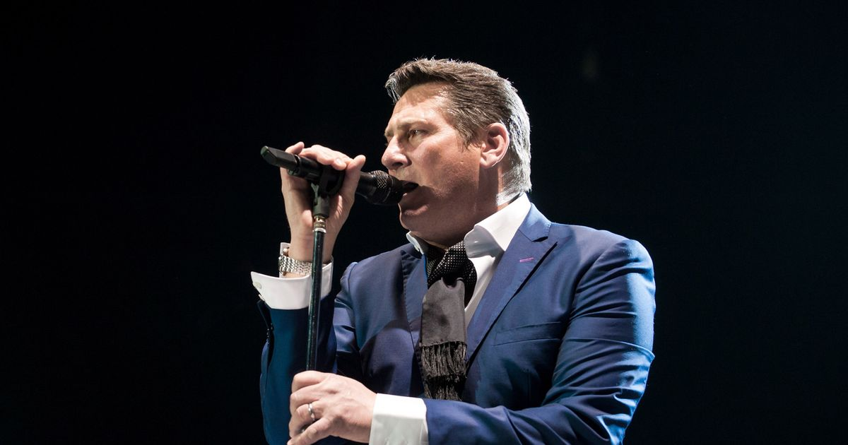 Spandau Ballet's Tony Hadley shrinks by 2ins as his spine 'fuses and compresses'