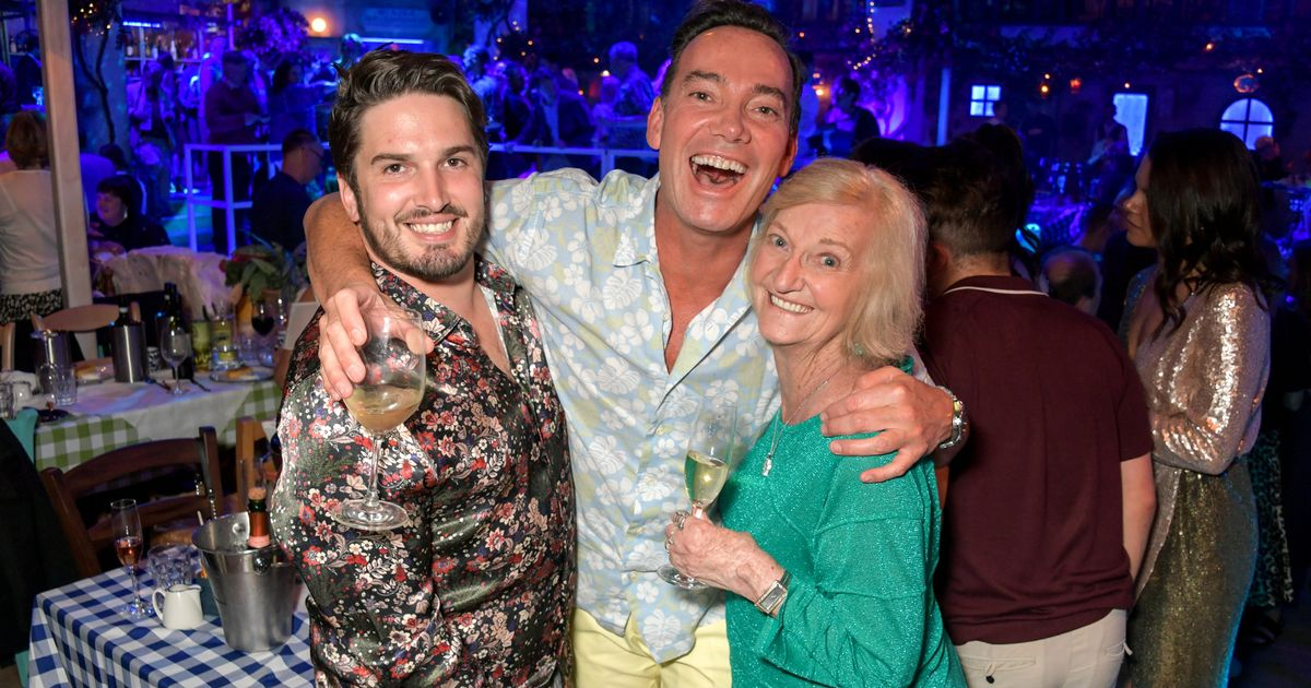 Craig Revel-Horwood's mum wants to give him away when he marries Tinder lover