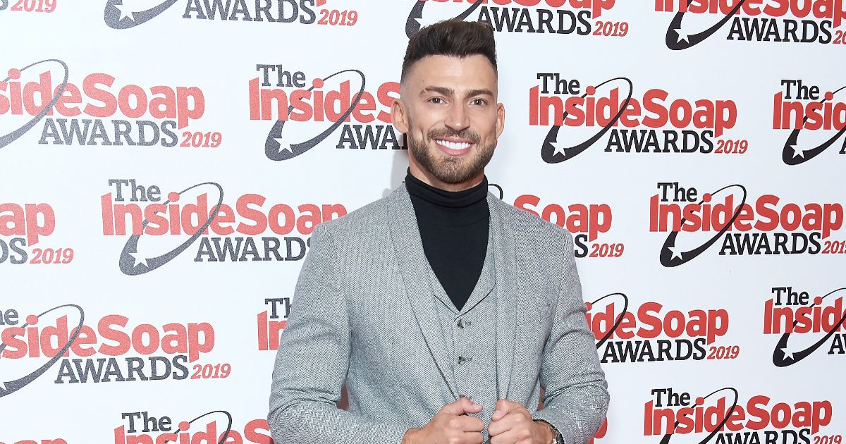 Jake Quickenden 'rushed to hospital following Celeb SAS: Who Dares Wins injury'