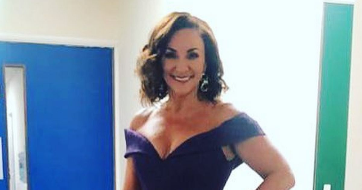 Strictly Come Dancing's Shirley Ballas oozes glamour in gown for launch show
